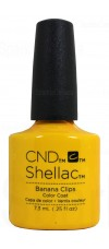 Banana Clips By CND Shellac