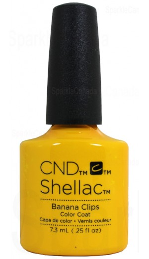 12-2751 Banana Clips By CND Shellac