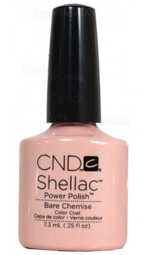 12-393 Bare Chemise By CND Shellac