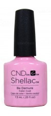 Be-Demure By CND Shellac