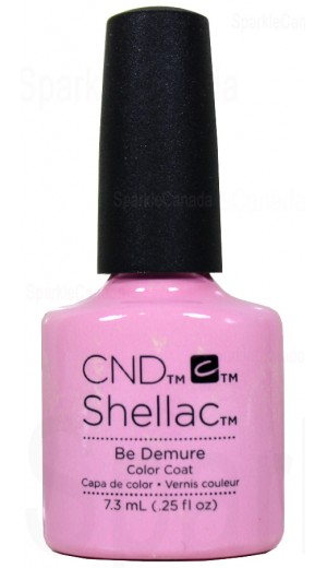 12-2067 Be-Demure By CND Shellac