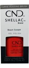 Beach Escape By CND Shellac