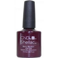 Berry Boudoir By CND Shellac