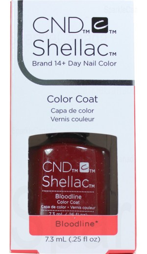12-3123 Bloodline By CND Shellac