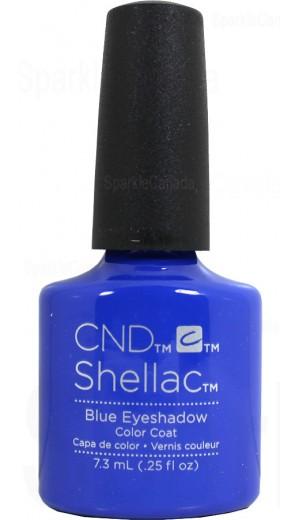 12-2760 Blue Eyeshadow By CND Shellac