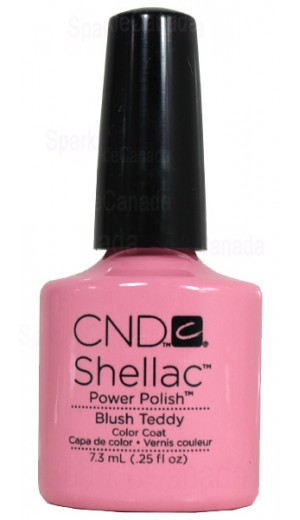 12-397 Blush Teddy By CND Shellac