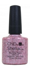 Blushing Topaz By CND Shellac