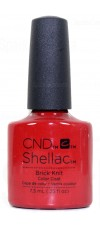 Brick Knit By CND Shellac