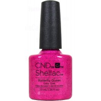 Butterfly Queen By CND Shellac