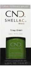 Crisp Green By CND Shellac