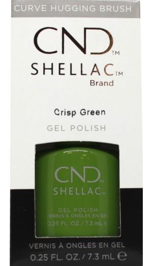 12-3569 Crisp Green By CND Shellac
