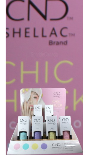 11-3129 CND Shellac 2018 Chick Shock Collection