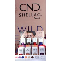 CND Shellac 2018 Wild-Earth Collection