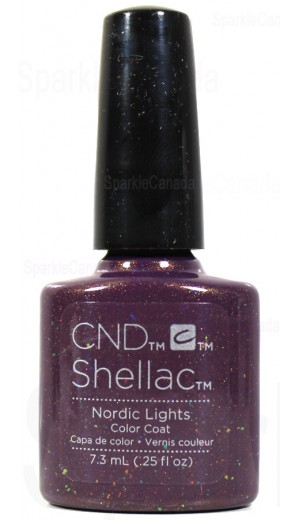 12-1592 Nordic Lights By CND Shellac