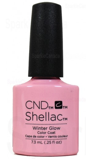12-1594 Winter Glow By CND Shellac