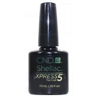 7.3 ml Xpress 5 Top Coat By CND Shellac