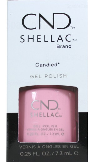 12-3124 Candied By CND Shellac