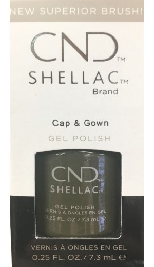 12-3316 Cap and Gown By CND Shellac
