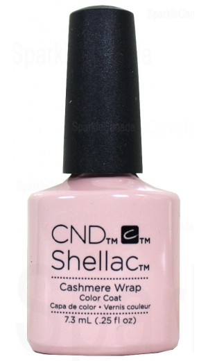 12-2967 Cashmere Wrap By CND Shellac