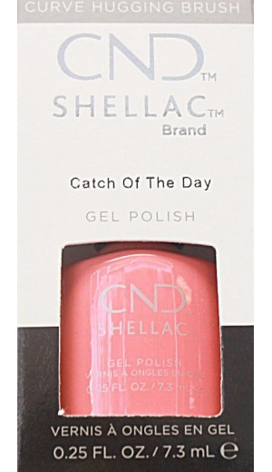 12-3386 Catch Of The Day By CND Shellac