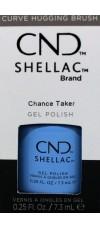 Chance Taker By CND Shellac