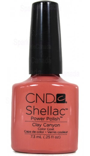 12-401 Clay Canyon By CND Shellac