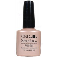 Dandelion By CND Shellac