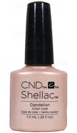 12-1174 Dandelion By CND Shellac
