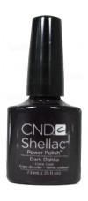 Dark Dahlia By CND Shellac