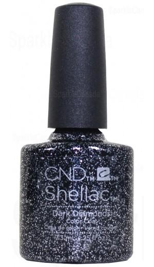 12-2611 Dark Diamonds By CND Shellac