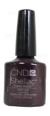 Dark Lava By CND Shellac