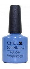 Denim Patch By CND Shellac