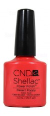 Desert Poppy By CND Shellac