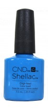 Digi-teal By CND Shellac