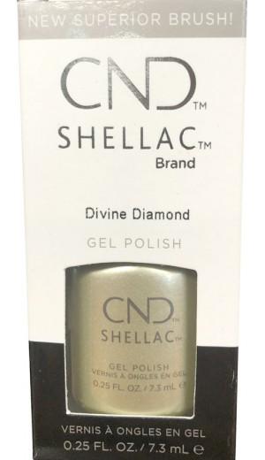 12-3369 Divine Diamond By CND Shellac