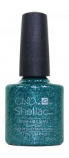 Emerald Lights By CND Shellac