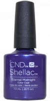 Eternal Midnight By CND Shellac