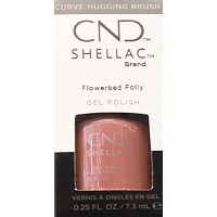 Flowerbed Folly By CND Shellac