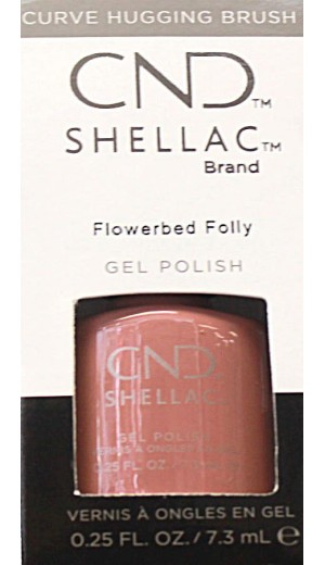 12-3387 Flowerbed Folly By CND Shellac