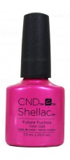 Future Fuchsia By CND Shellac