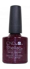 Garnet Glamour By CND Shellac