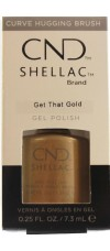 Get That Gold By CND Shellac