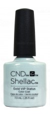 Gold VIP Status By CND Shellac