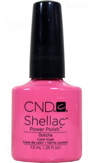 12-2010 Gotcha By CND Shellac