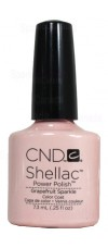 Grapefruit Sparkle By CND Shellac