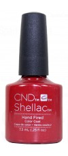 Hand Fired By CND Shellac