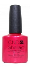 Hot Chilis By CND Shellac