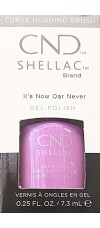 Its Now Oar Never By CND Shellac