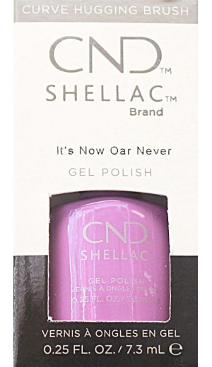 12-3388 Its Now Oar Never By CND Shellac