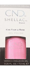 Kiss From A Rose By CND Shellac